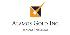 Alamos Gold Inc logo
