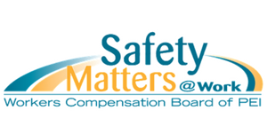 Safe Matters @ Work Workers Compensation Board of PEI logo
