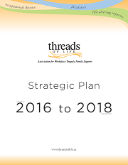 Threads of Life Strategic Plan Cover