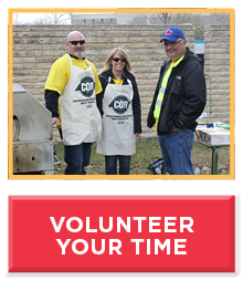 Volunteer your time