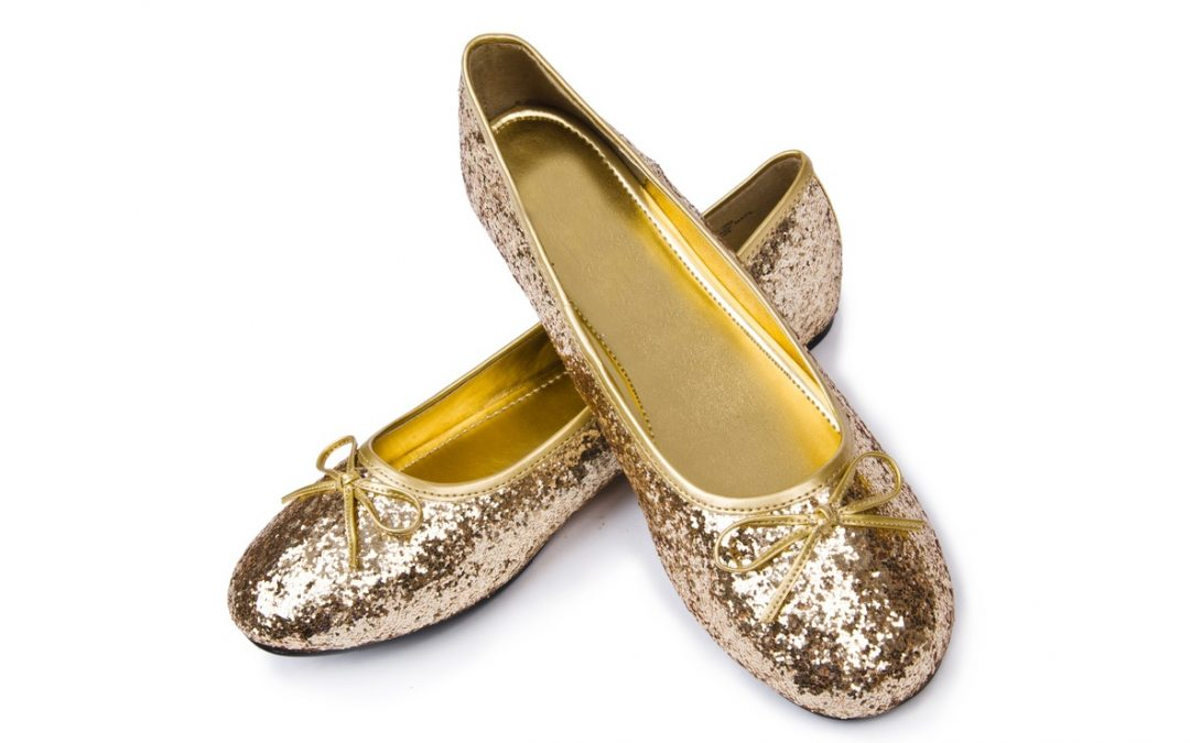 Walking a path: The Christmas Shoes
