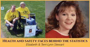 Health and Safety: Faces Behind the Statistics, Elizabeth & Terri-Lynn Stewart
