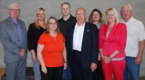 Group photo of 2016 Board of Directors
