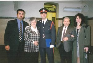 Petropoulos family