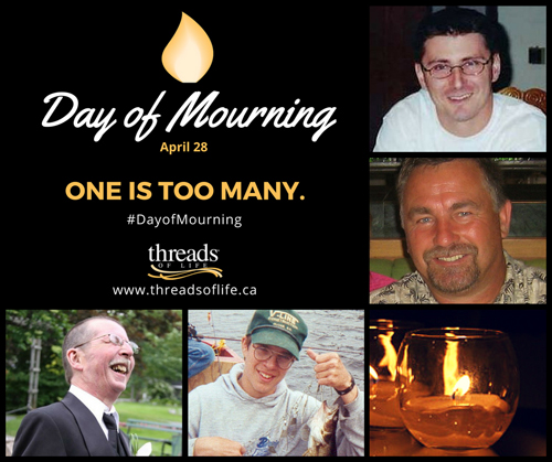 Day of Mourning April 28