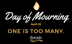 Day of Mourning One is Too Many