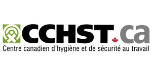 CCHST.ca Centre canadien d'hygiène et de sécurité au travail logo