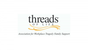Threads of Life - Association for Workplace Tragedy Family Support logo