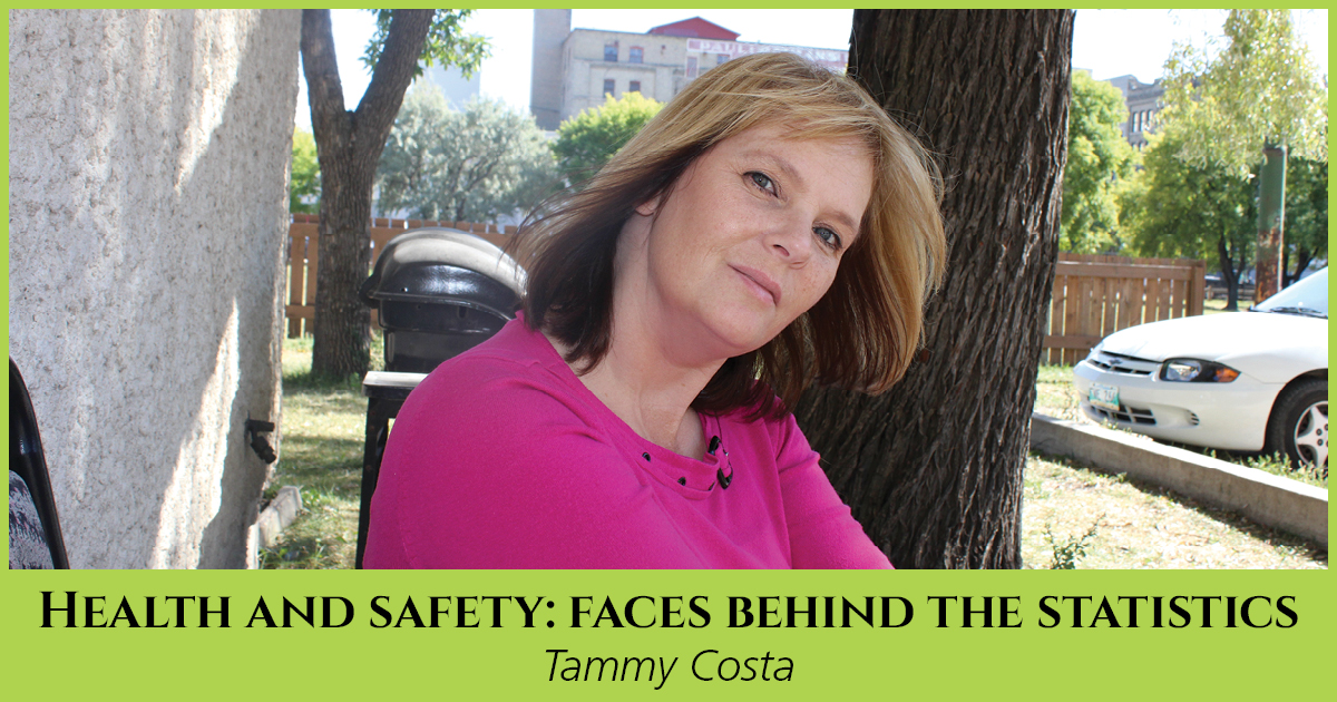 Health and Safety: Faces Behind the Stats, Tammy Lundgren-Costa