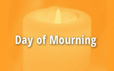 Day of Mourning: Ripples on the pond