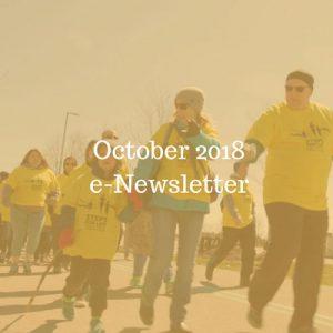 October 2018 e-Newsletter