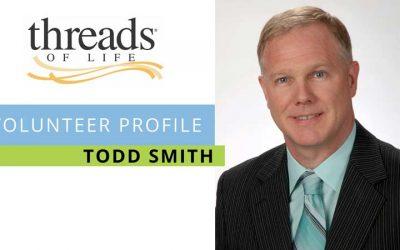 Volunteer Profile: Todd Smith