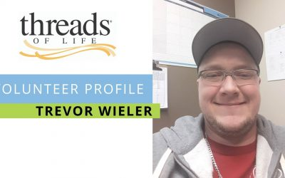 Volunteer Profile: Trevor Wieler