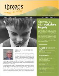Spring 2019 cover newsletter French