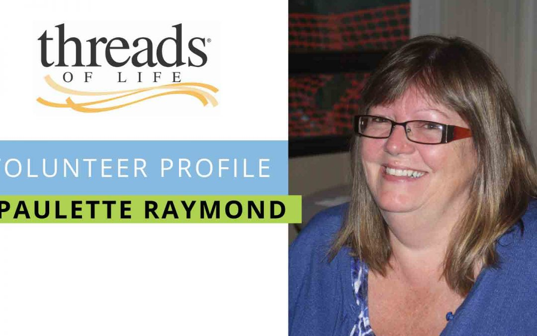 Volunteer Profile: Paulette Raymond