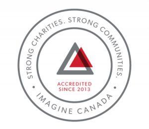 Imagine Canada trustmark logo, used with permission