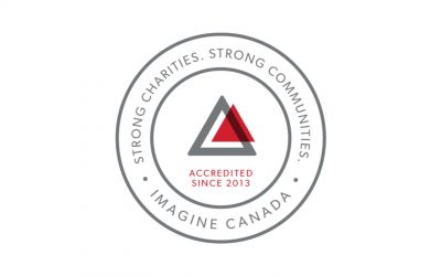 Behind the scenes: Earning the Imagine Canada Trustmark