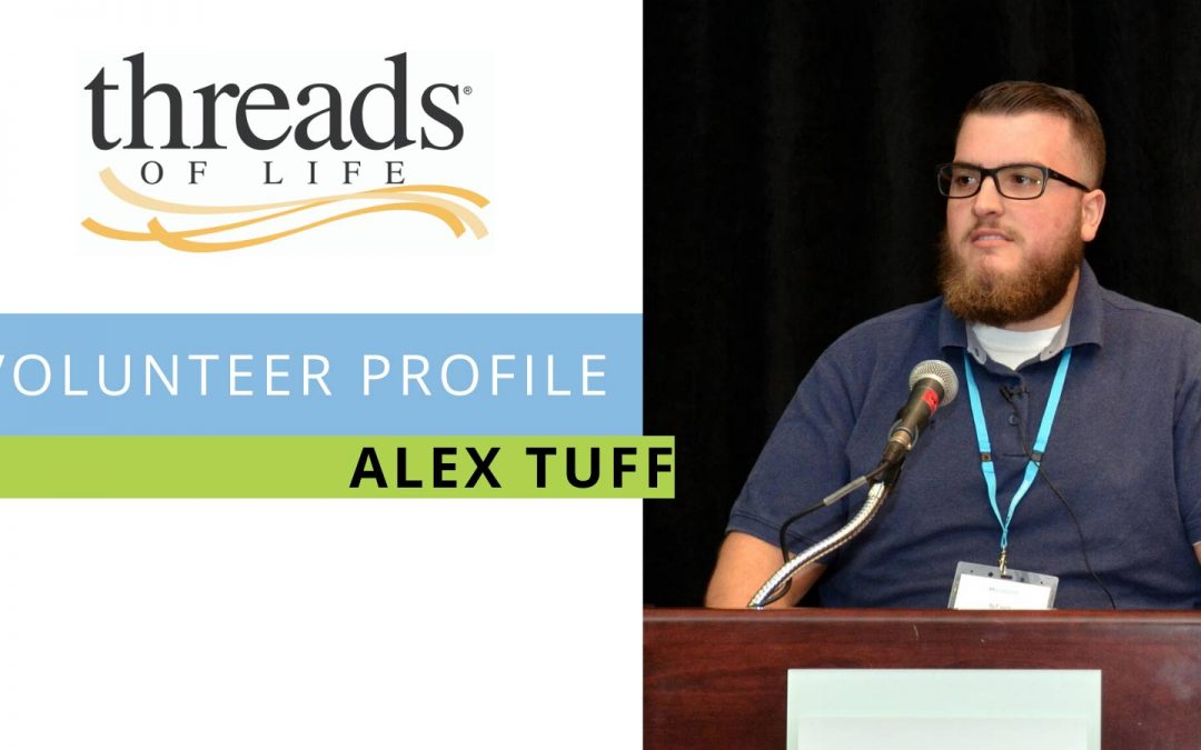 Volunteer Profile: Alex Tuff