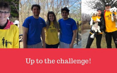 Up to the Challenge: Steps for Life Team Challenge 2020 Winners