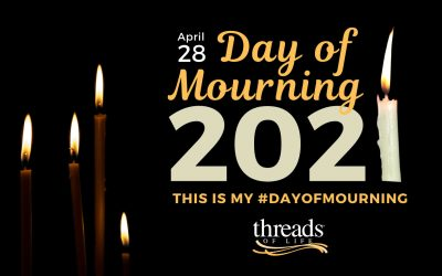 Mourning together on April 28