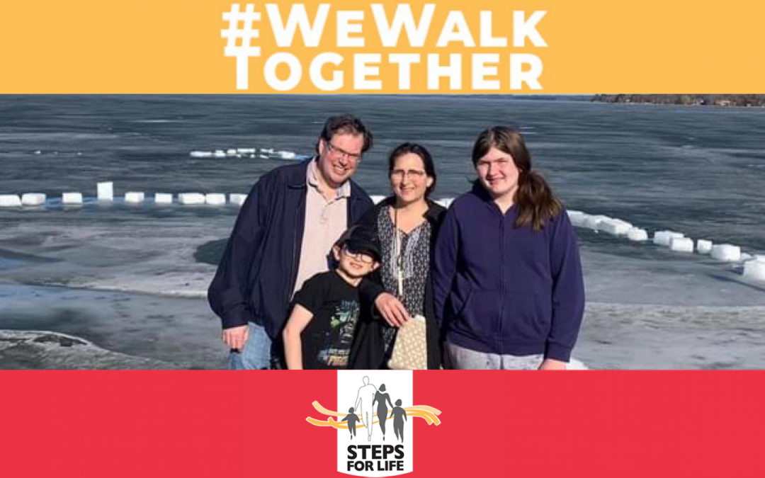 Walk together with Emma