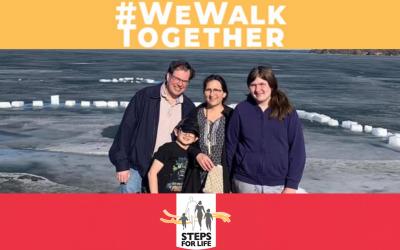 Walk together with Emma