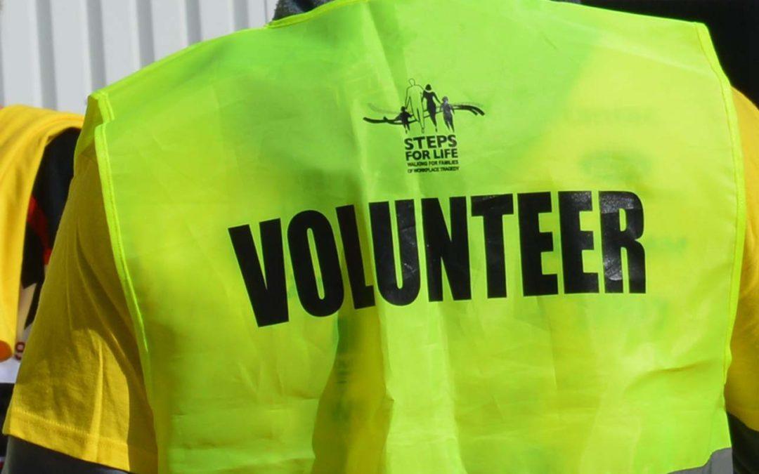 Steps for Life – Committee Volunteers Needed